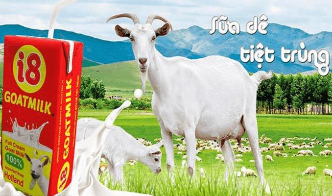 mua sữa dê ở đâu tại HCM