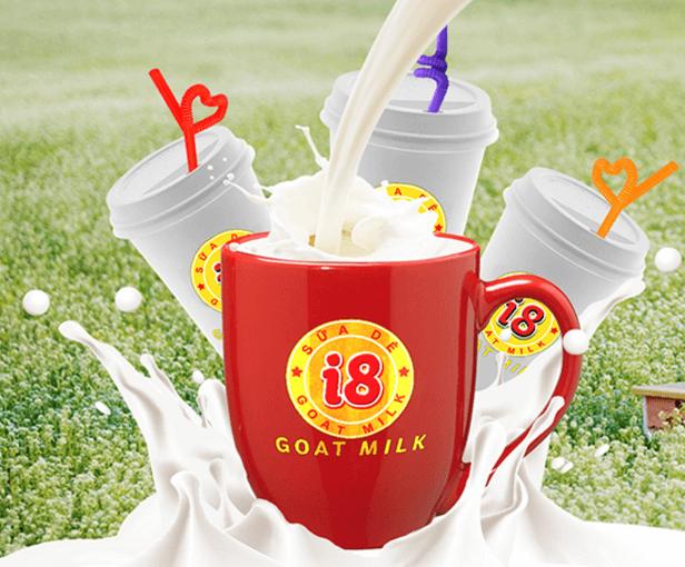 sữa tốt cho sức khoẻ